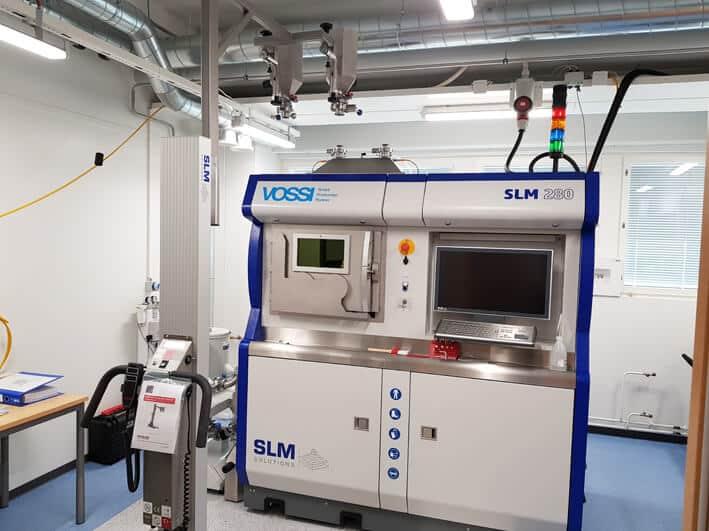 Uusi SLM280 2.0 TWIN 700W on Savonian 3D-tulostusympäriston uusin tulokas ja keskeinen investointi.
