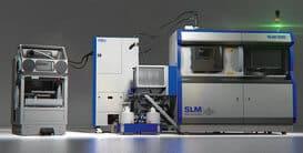 Suomen ensiesittelyssä on SLM 500 QUAD, mikä on markkinoiden tehokkain sarjavalmistustulostin 4x700W IPG kuitulaserilla, automaattisella jauheenseulonnalla sekä puoliautomaattisella 500x280x365 mm kasvatuskammioiden vaihdolla.