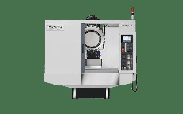 Akira-Seiki PC700 nopea poraus- ja kierteityskeskus