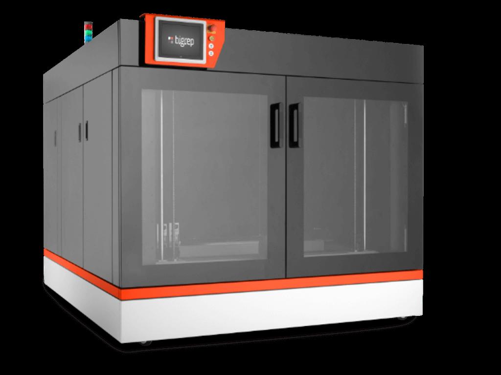 BigRep - 3D-muovitulostimet