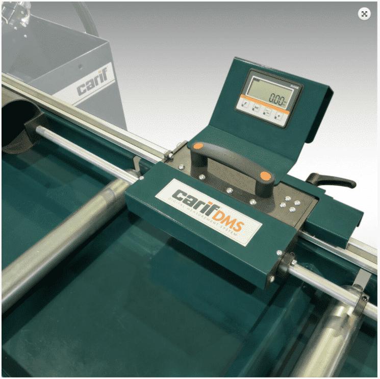 DMS, Digitaalinen mittausjärjestelmä (optio)