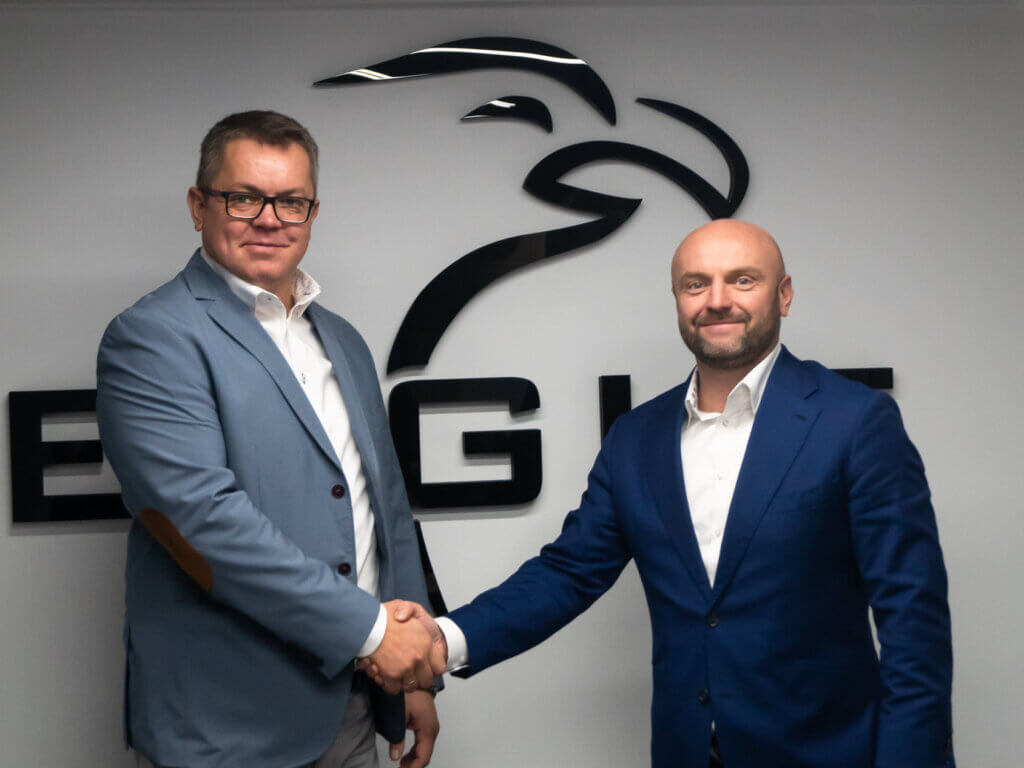 Eaglelle 42 000 m² uutta tuotantotilaa