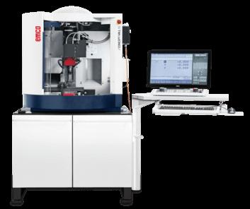 Erittäin kompakti CNC-jyrsinkone opetuskäyttöön 8-työkalunvaihtajalla sekä nopeasti vaihdettavat Fanuc, Heidenhain, Siemens ja Fagor -ohjaukset