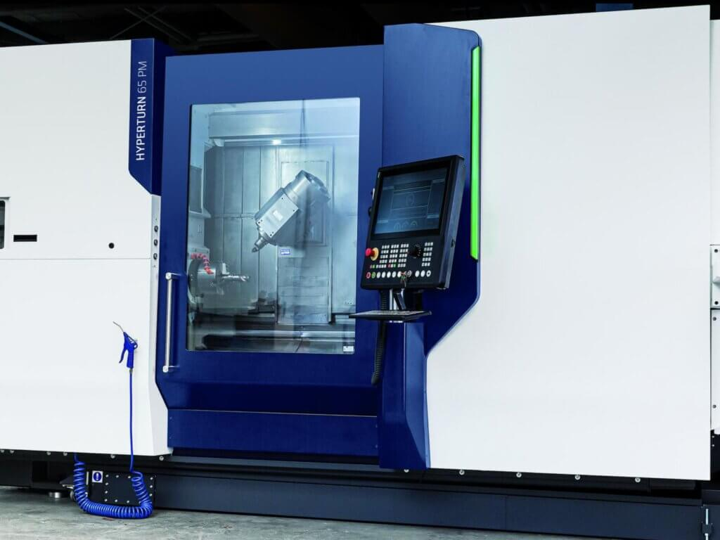 EMCO - Lathes and machining centers