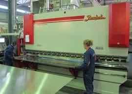 Baykal APHS 4110x240 CNC-särmäyskone