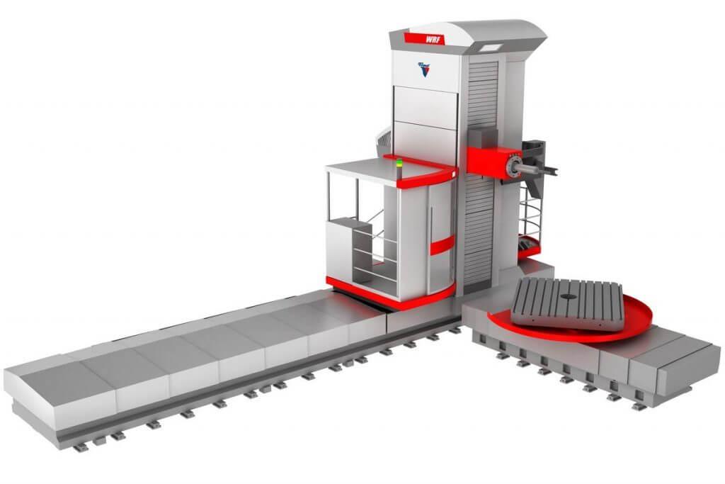 Fermat WRF 160 CNC