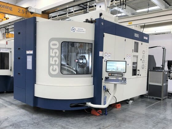 Grob G550