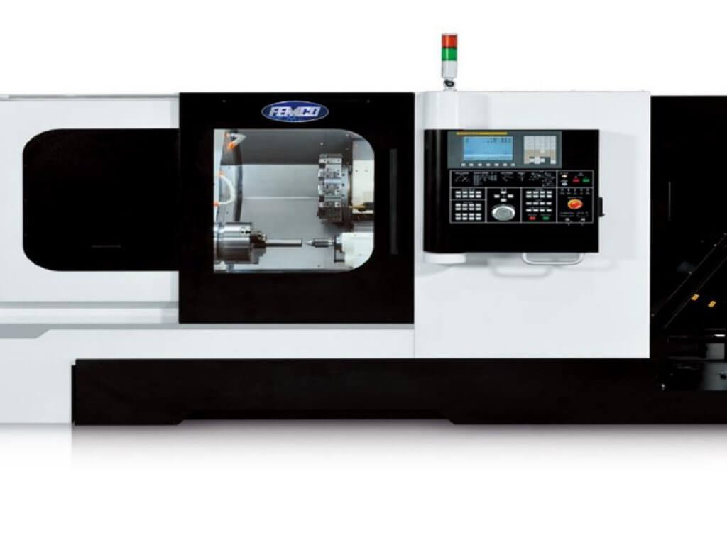 Femco - CNC Horizontal and Carousel Lathes