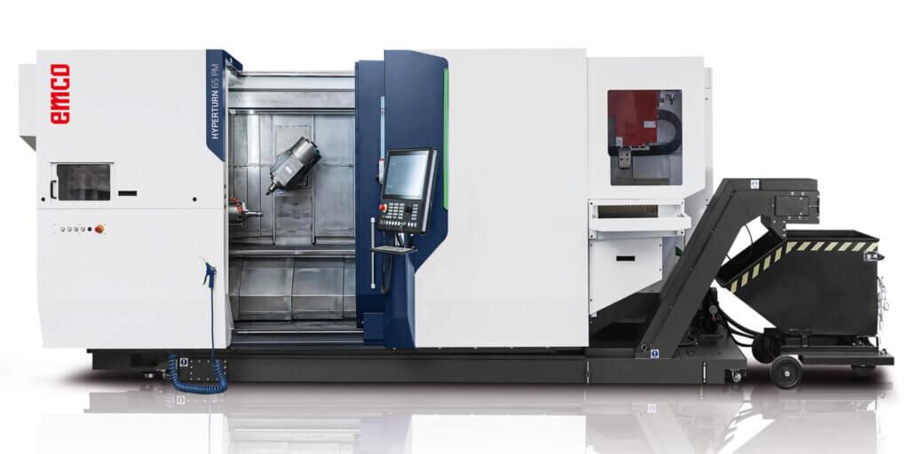 EMCO valmistaa monitoimisorveja useaa eri kokoluokkaa maks. tankohalkaisijoille 65-110 mm, pyörähdyshalkaisijoille 500-1050 mm sekä sorvauspituuksille 1050-6100 mm. Valmistaja tarjoaa myös valmiita tuotantosoluja, joissa on automaatioratkaisuja yhdistettynä koneisiin.