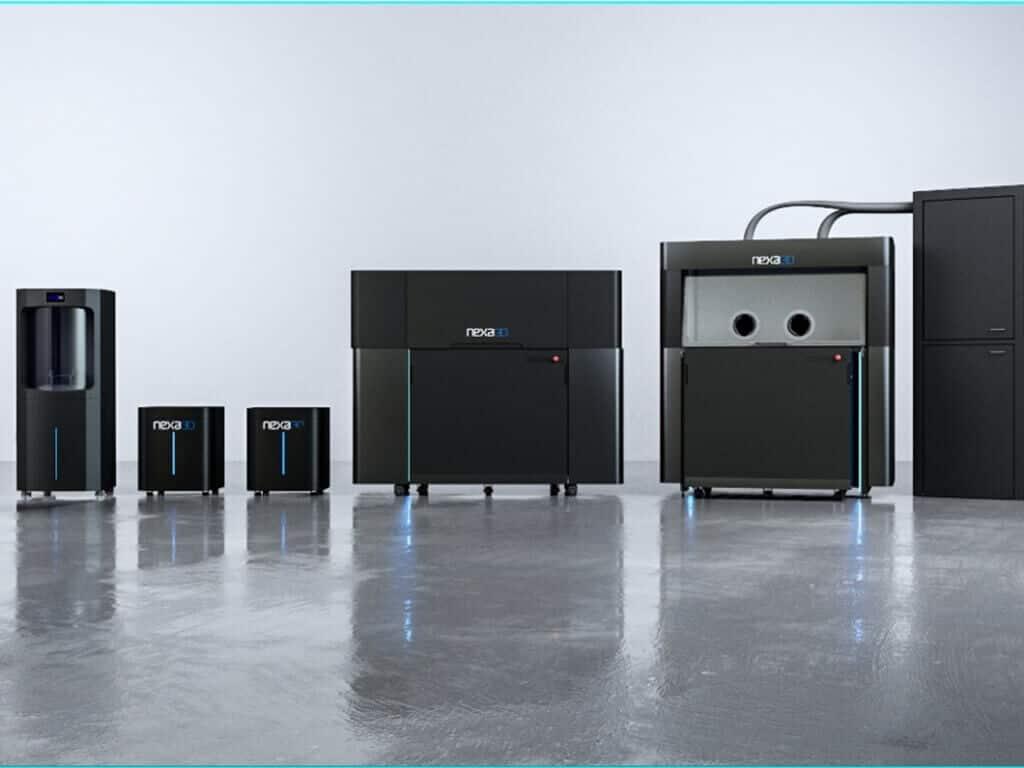 Nexa3D - 3D-muovitulostimet