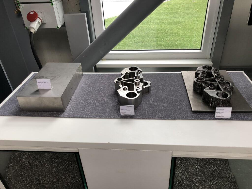 Vossin 3D-metallitulostuspaletti vahvistuu entisestään