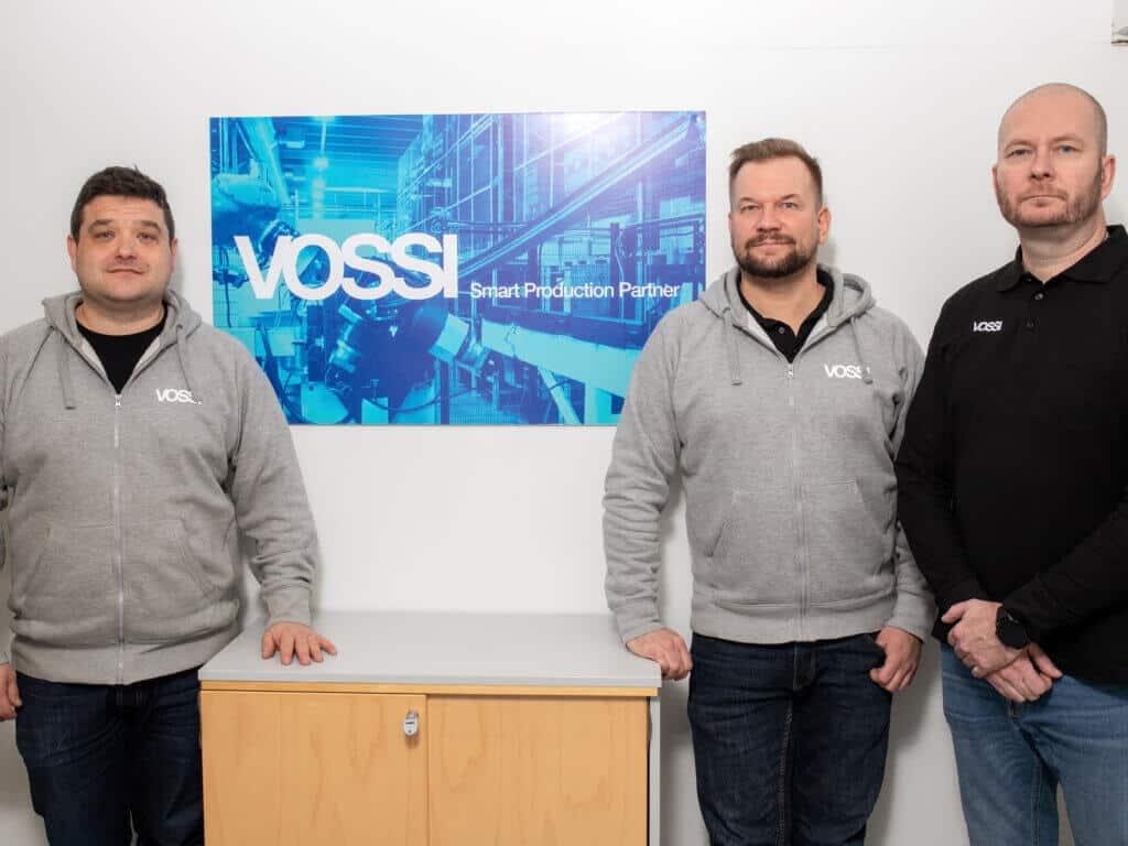 Vossi Service vahvistuu