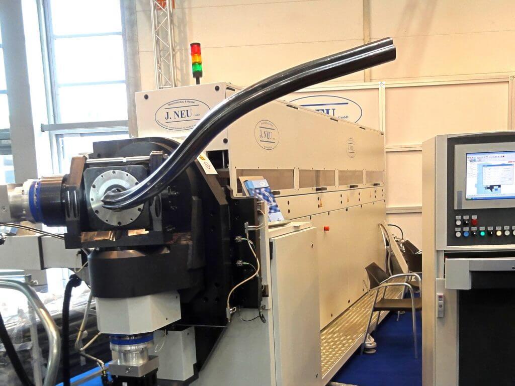 Pipe/profile machining