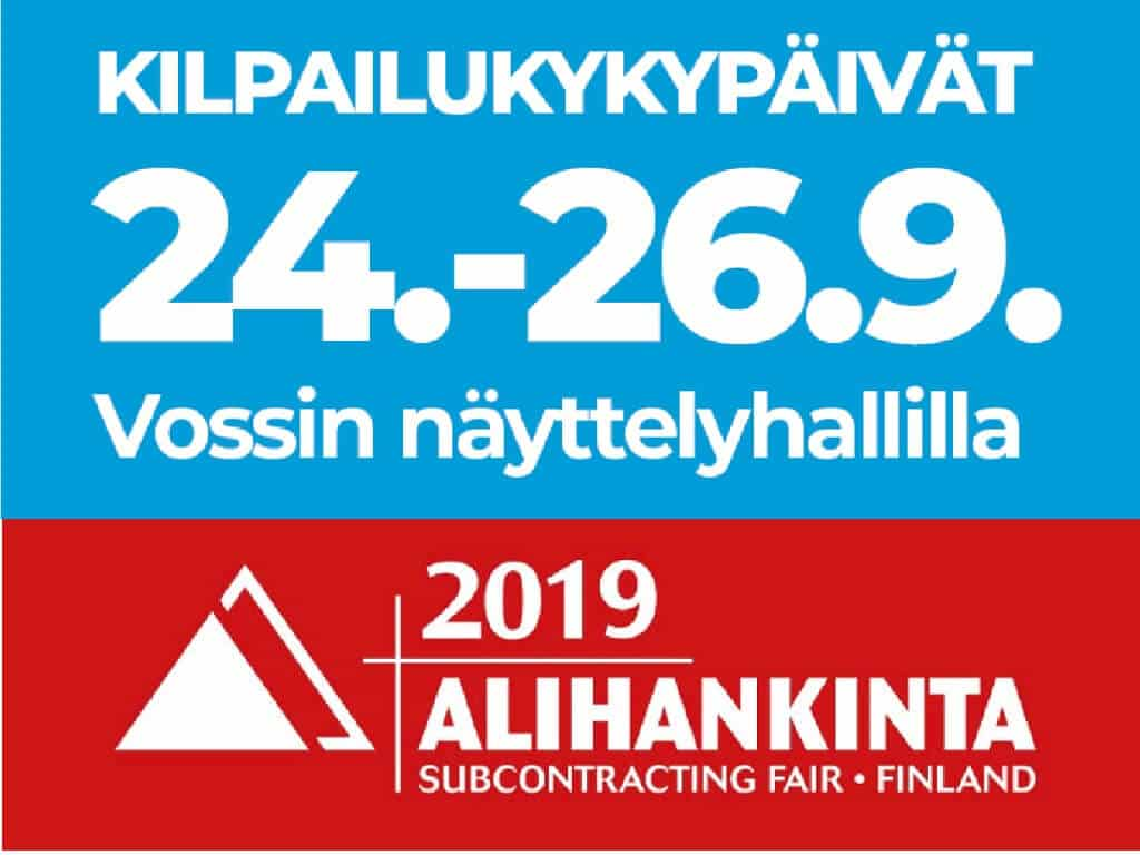 COMPETITIVENESS DAYS 24.-26.9.2019