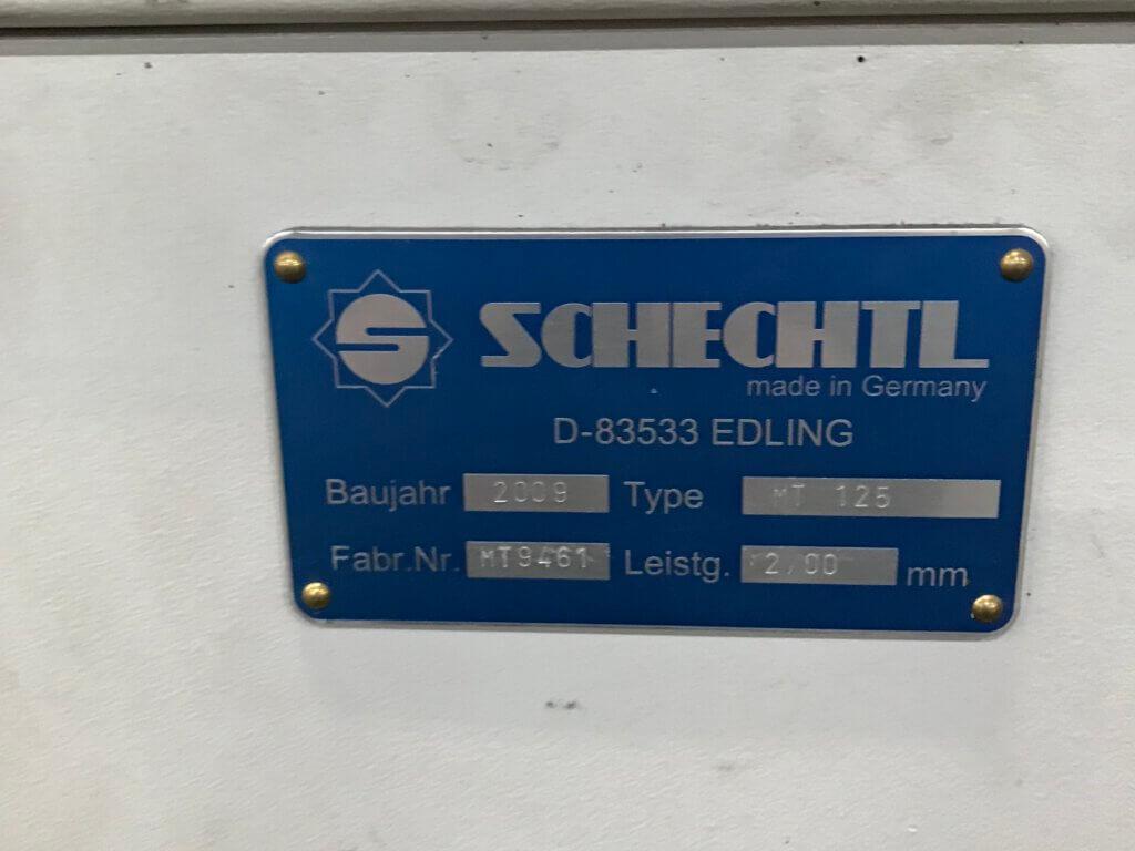 Leikkuriyksikkö Schechtl MT125
