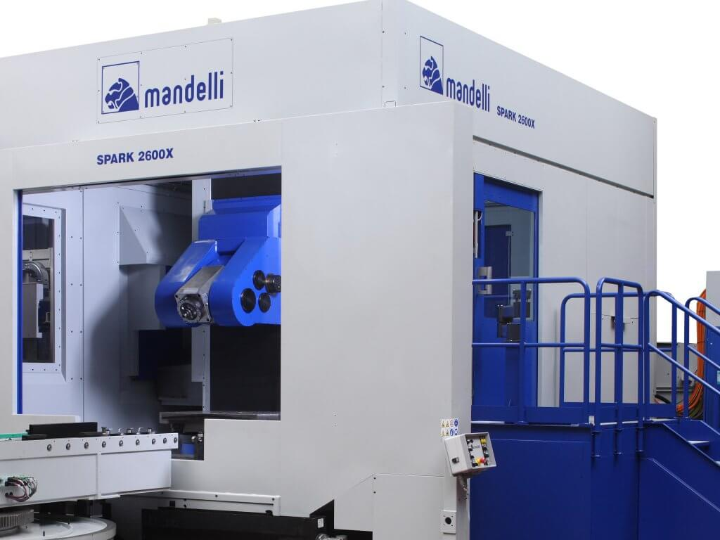 Mandelli - 5-axis machining centers