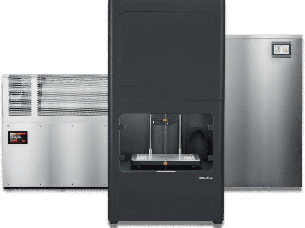 Markforged - 3D metal and composite printers