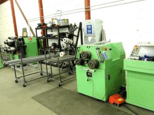 Metallin Järvelän käytössä on useita BPR rullataivutuskoneita.