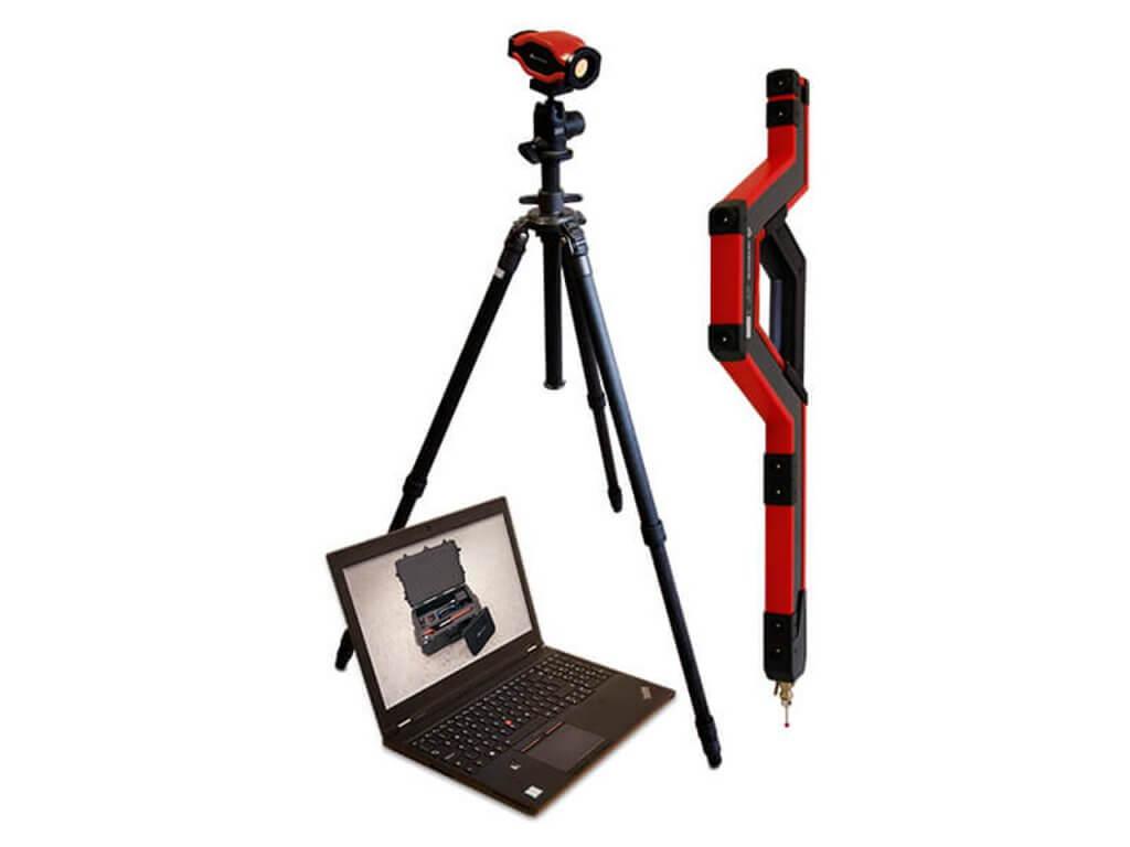Metronor - Langattomat 3D-kameramittausjärjestelmät
