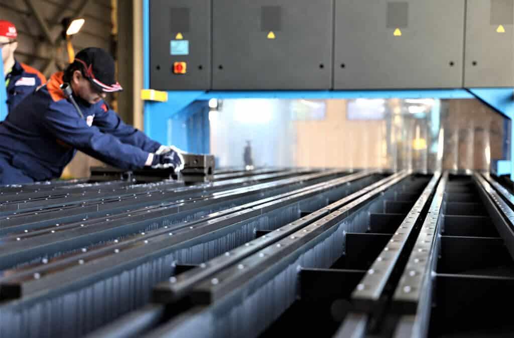 Porausportaali työllistää Miiluxilla aluksi kaksi koneistajaa.