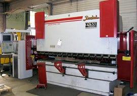 Multimekilla on jo aikaisempaa kokemusta Baykal APHS 3108x150 CNC-särmäyskoneesta.