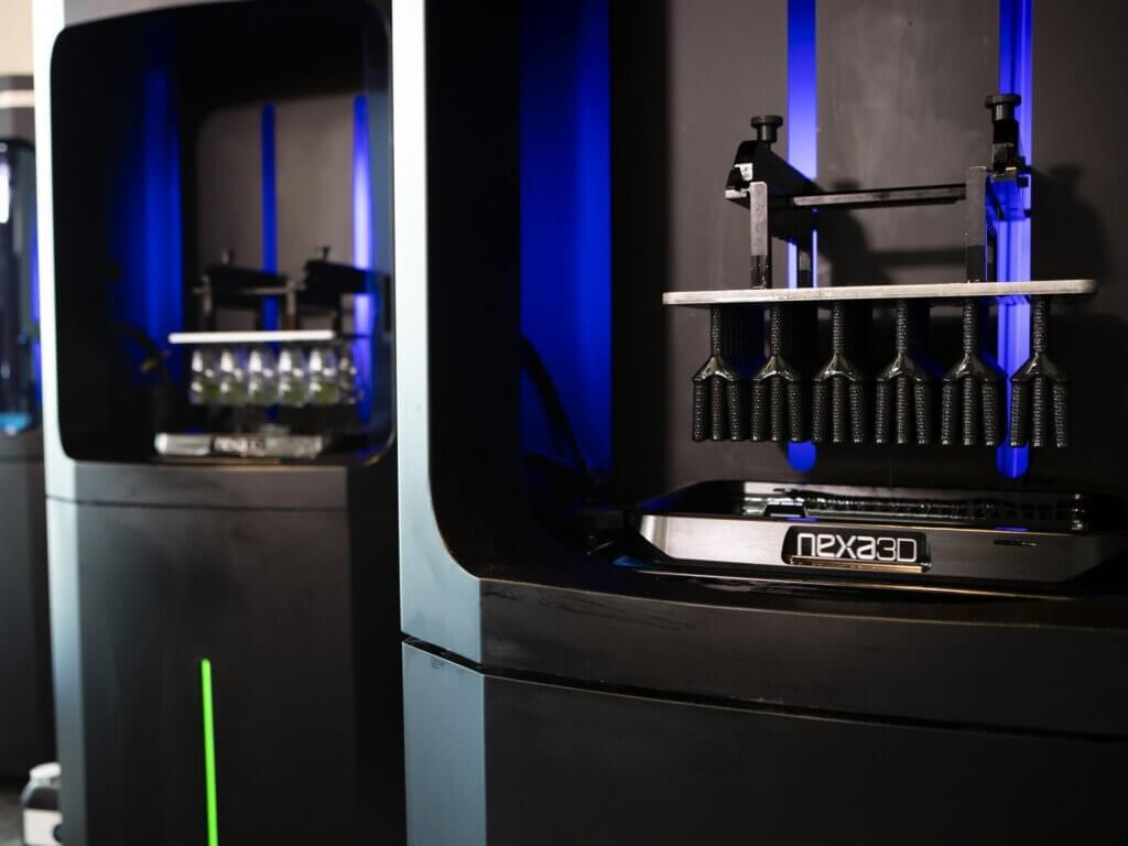 Ultranopeat Nexa3D muovitulostimet saivat lisää materiaaleja