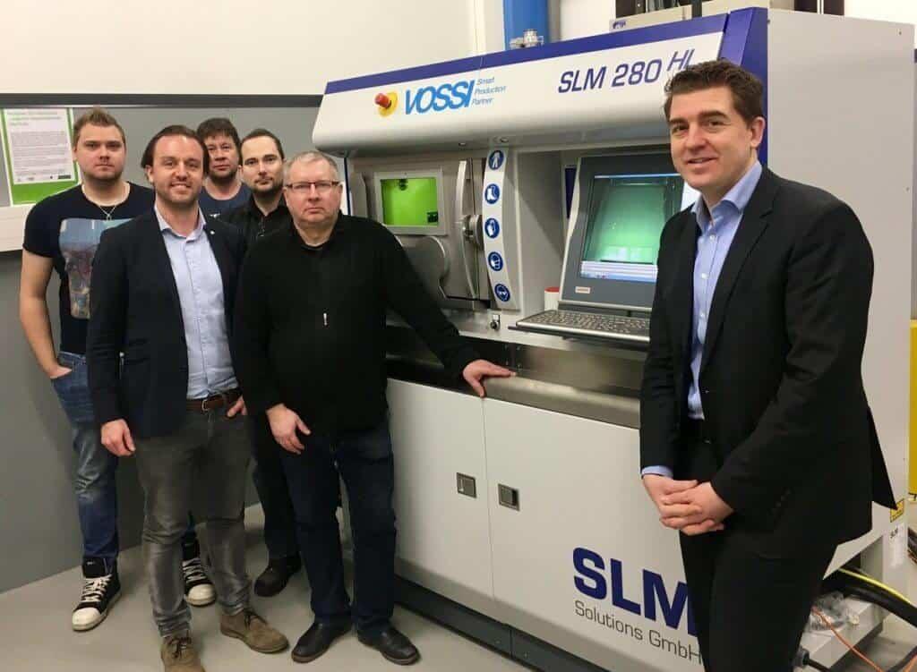 Nivalan teollisuuskylän ELME Studion laboratorioon hankittiin SLM Solutions 280HL 3D -metallitulostin, joka täytti parhaiten 3D-hankkeen vaaditut ominaisuudet.