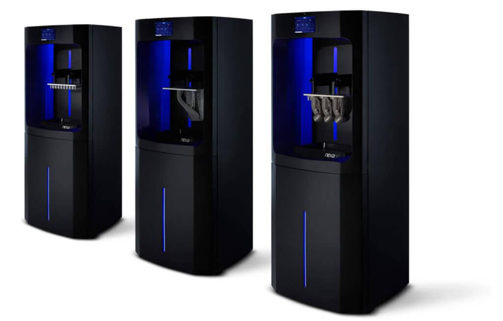 Yhdysvaltalaisen Nexa3D:n vallankumouksellisella ultranopealla 3D-muovitulostuksella piensarjatulostuksia minuuteissa ruiskupuristuslaadulla.