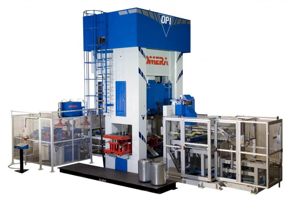 Italialainen Omera tarjoaa erittäin korkealuokkaista puristusosaamista pitkillä perinteillä ja yrityksen koneita on käytössä merkittävillä toimijoilla Suomessa mm. Fiskars ja Ouneva. Osastolla 27/D94 esillä on uutuuksia moderniin puristamiseen ja reunanmuovaukseen.