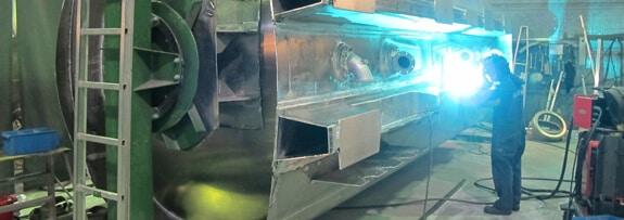 Noin 80 % kuljetussäiliöstä on alumiinia. Vuositasolla valmistuu noin 50 tuotetta.