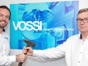Vossin pajavasara siirtyy –  Marko Vossi toimitusjohtajaksi