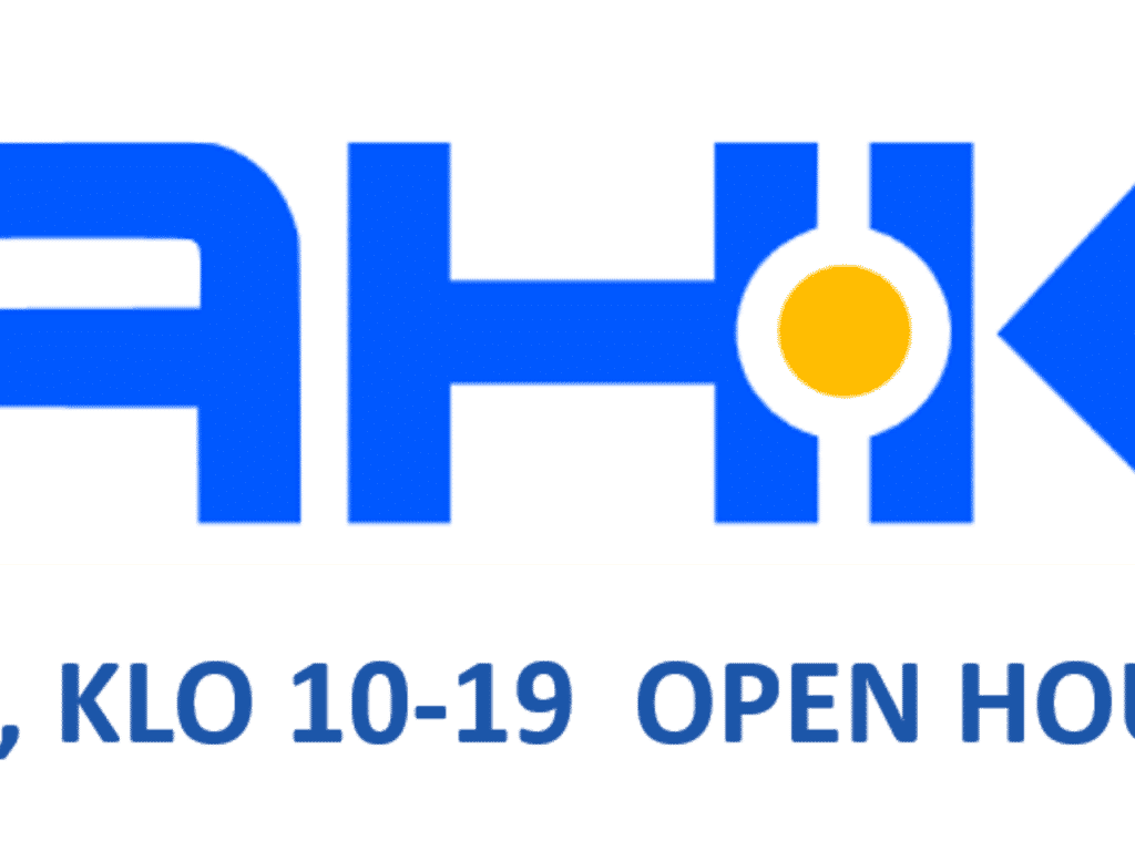 SAH-KO OPEN HOUSE 5.-6.6.2019