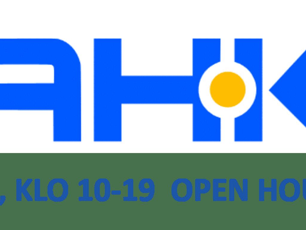 SAH-KO OPEN HOUSE 5.-6.6.2019