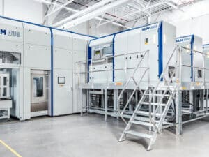 SLM Solutions - 3D metal printers