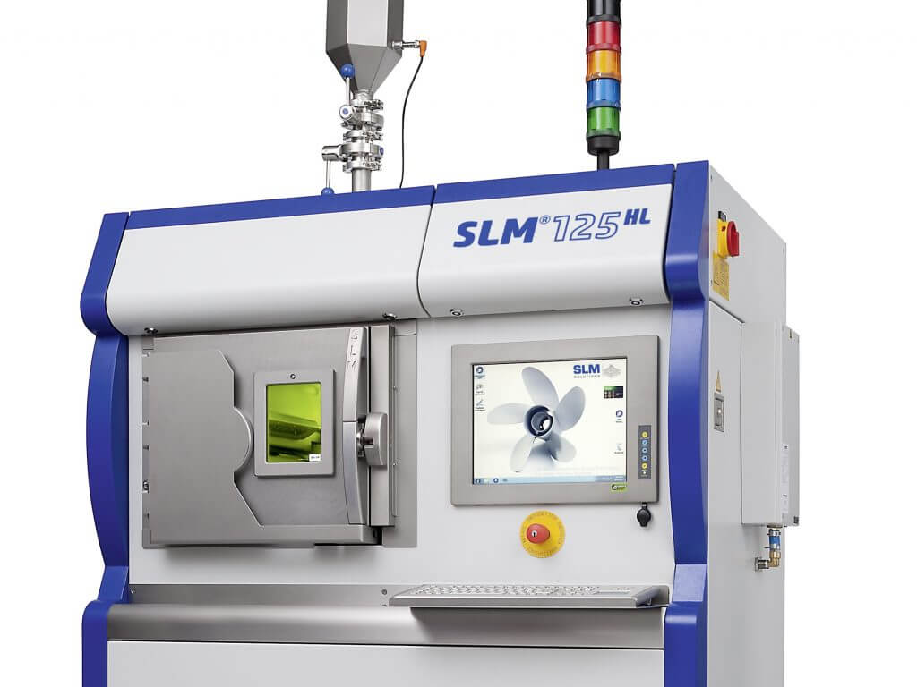 Teollinen 3D-metallitulostusalihankkija Suomeen