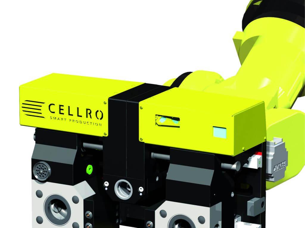 Cellro - Älykkäät robottisolut