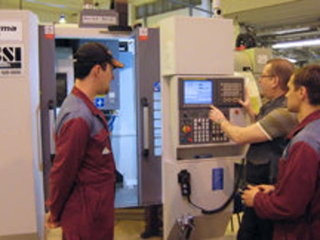 VOSSI - Smart Production Partner