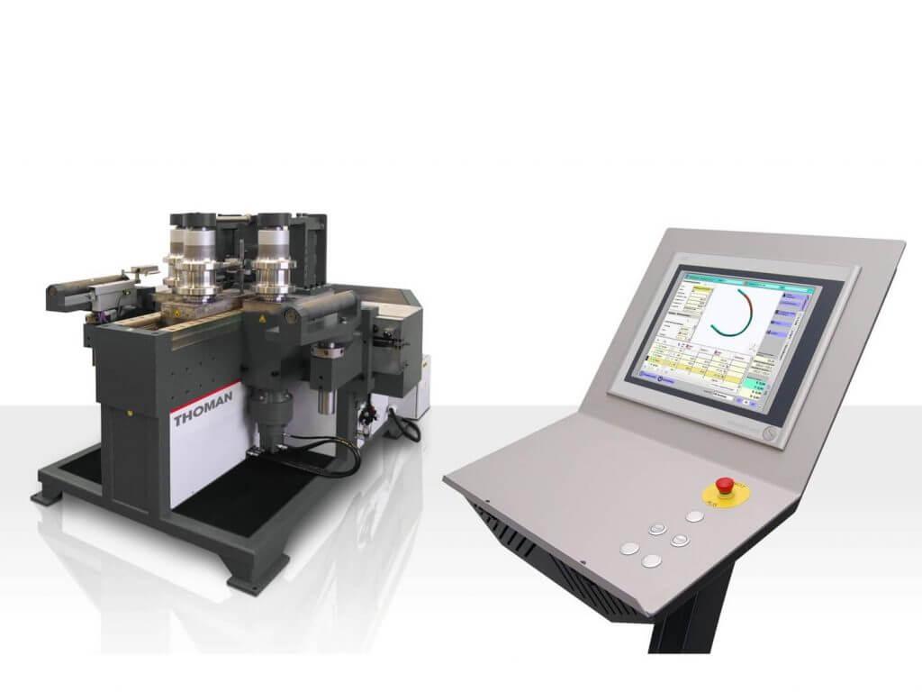 Thoman - CNC-rullataivutuskoneet