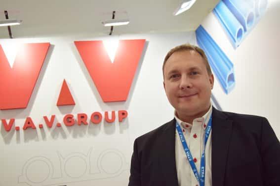 3D-metallitulostimen ansiosta V.A.V.n tarvitsemat ekstruusiotyökalut valmistuvat aiempaa nopeammin ja tehokkaammin, kertoo toimitusjohtaja Marko Venäläinen.